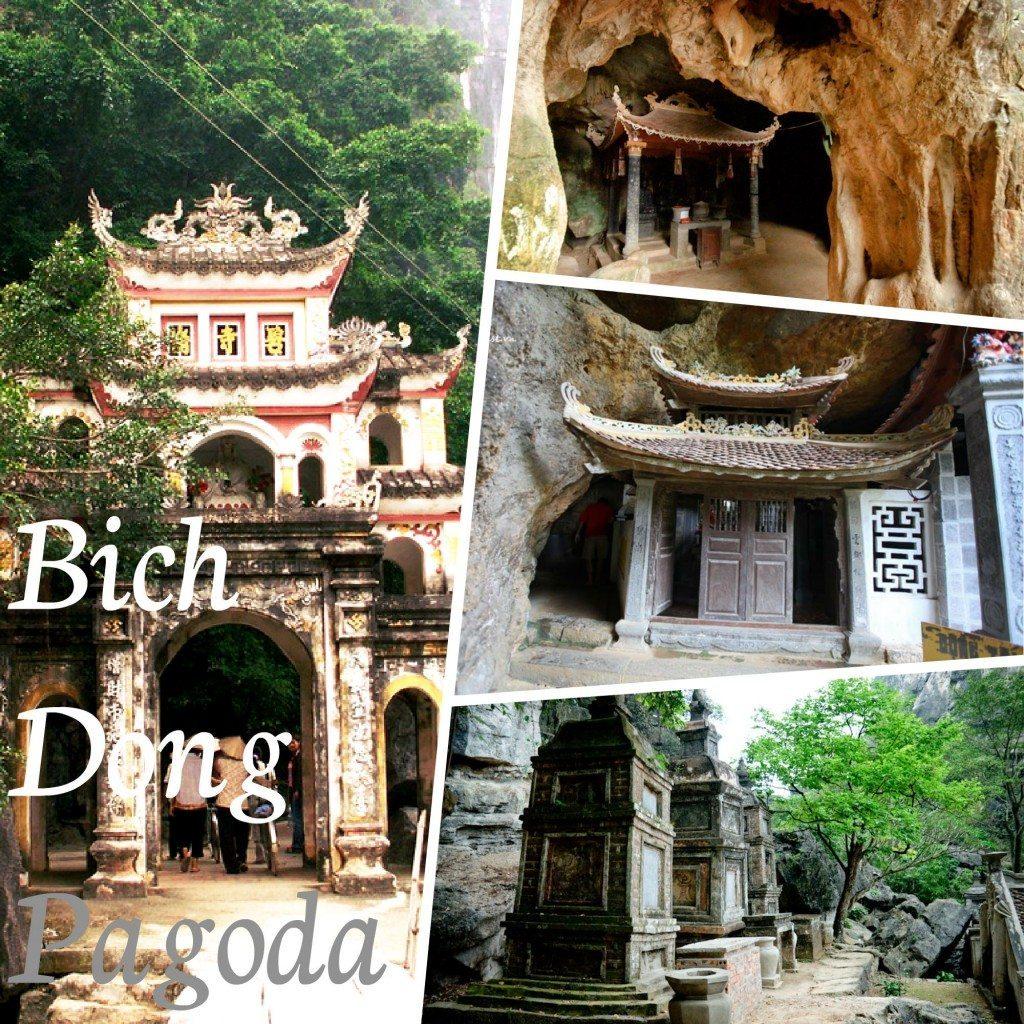 bich dong pagoda vietnam ninh binh