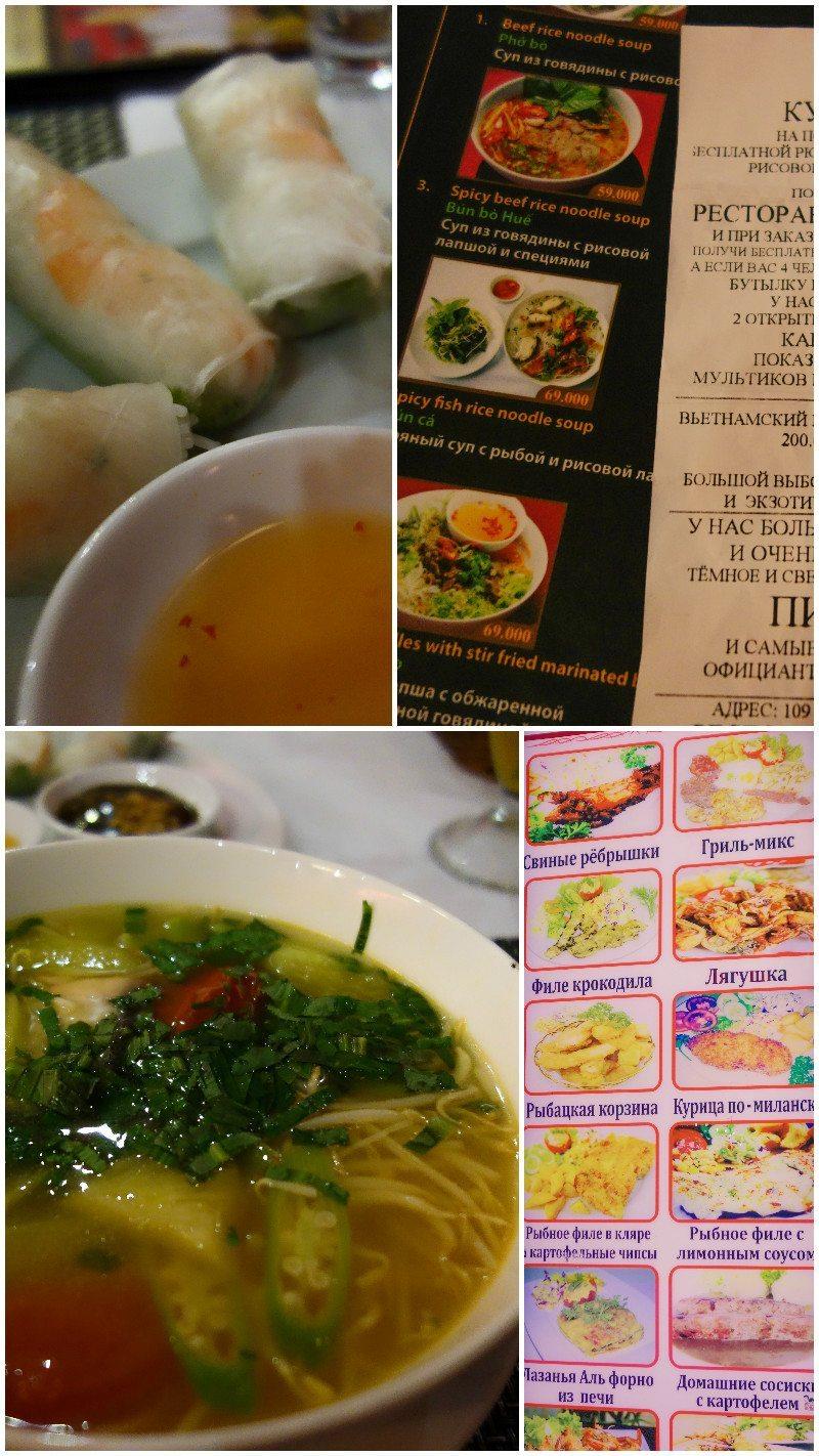 nourriture nha trang vietnam russe