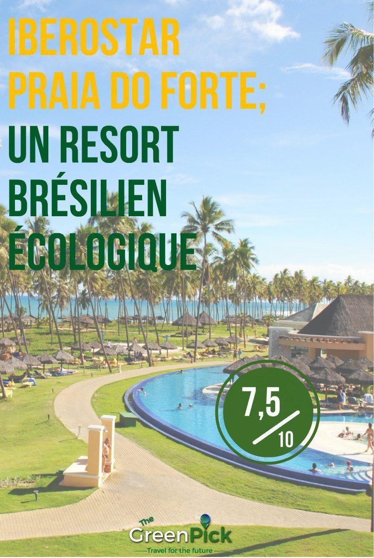 iberostar hotel eco responsable tourisme durable voyage responsable