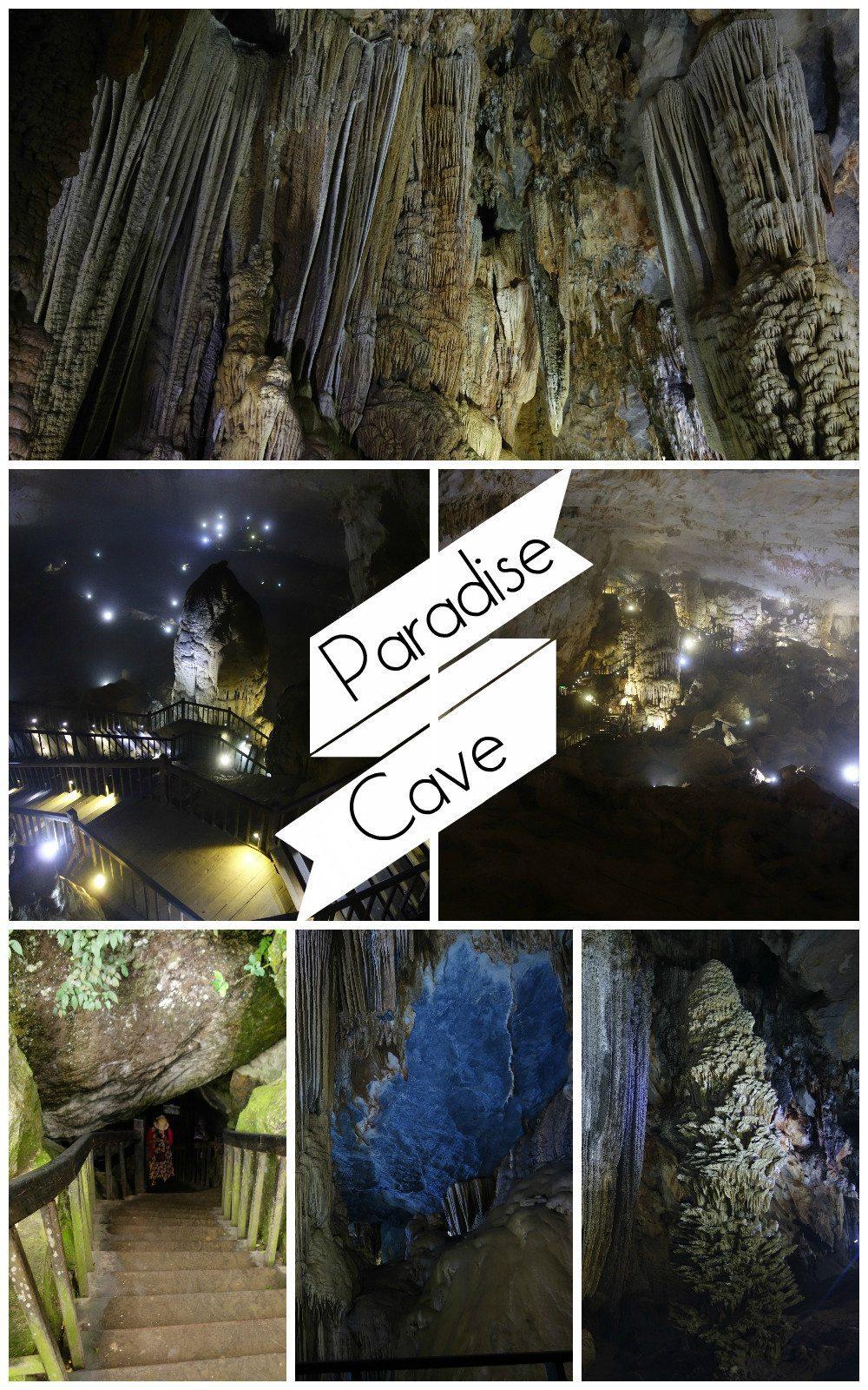 paradise cave vietnam Thiên Đường Cave