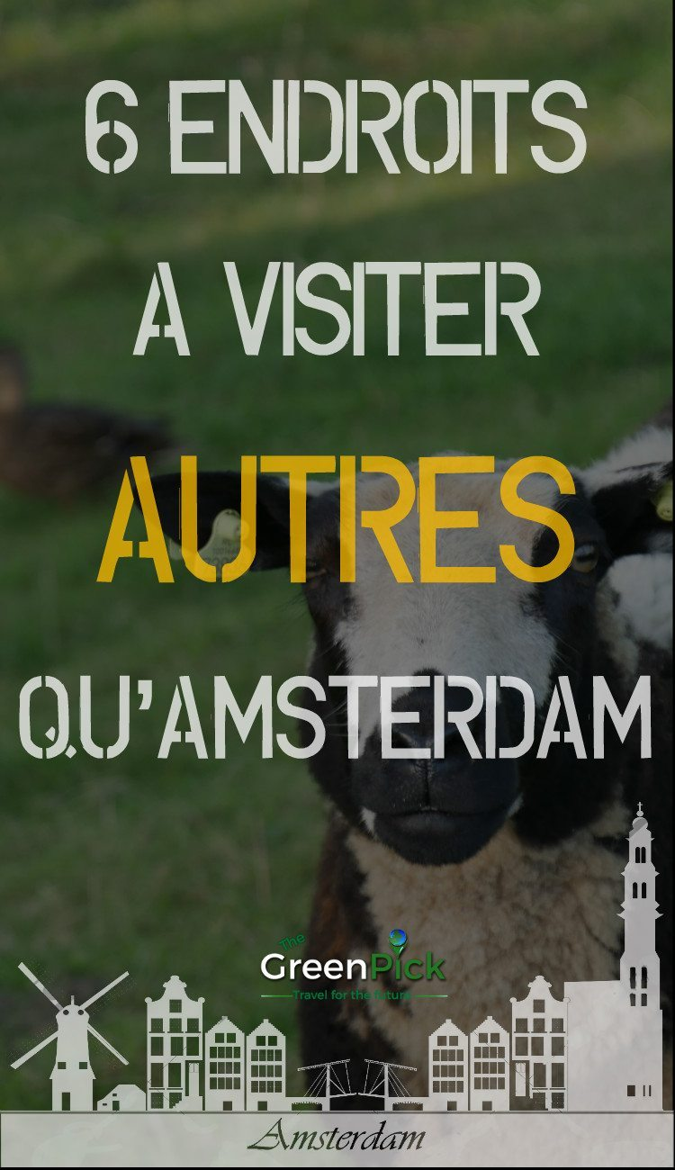 6 endroits en dehors d'amsterdam que visiter en hollande que visiter aux Pays Bas