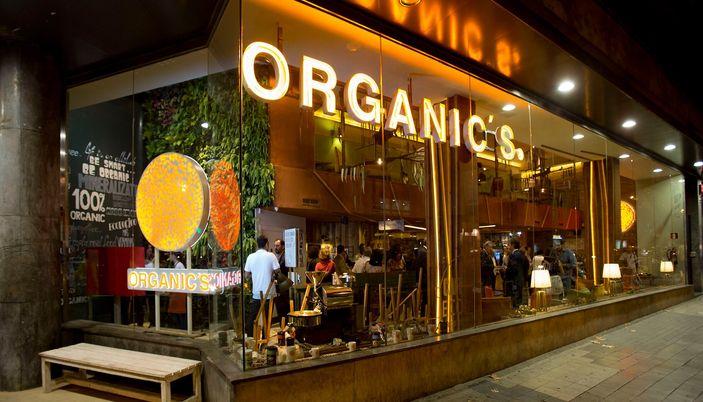 organic restaurant sustainable tourism