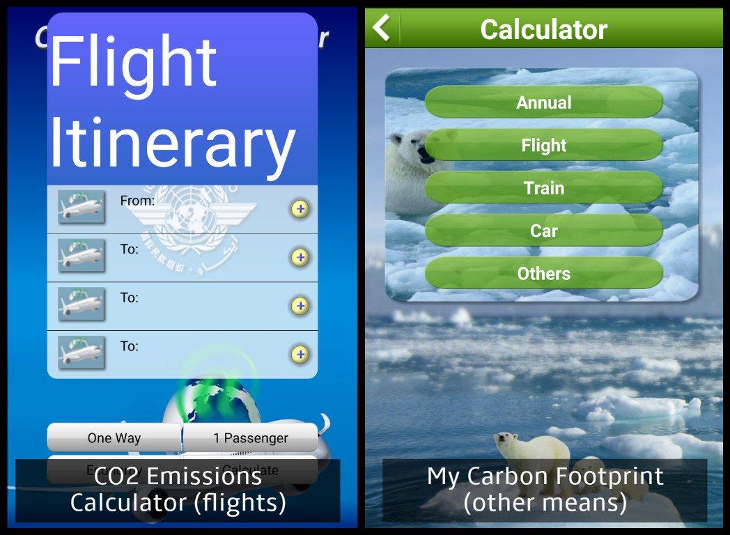 carbon footprint calculator app