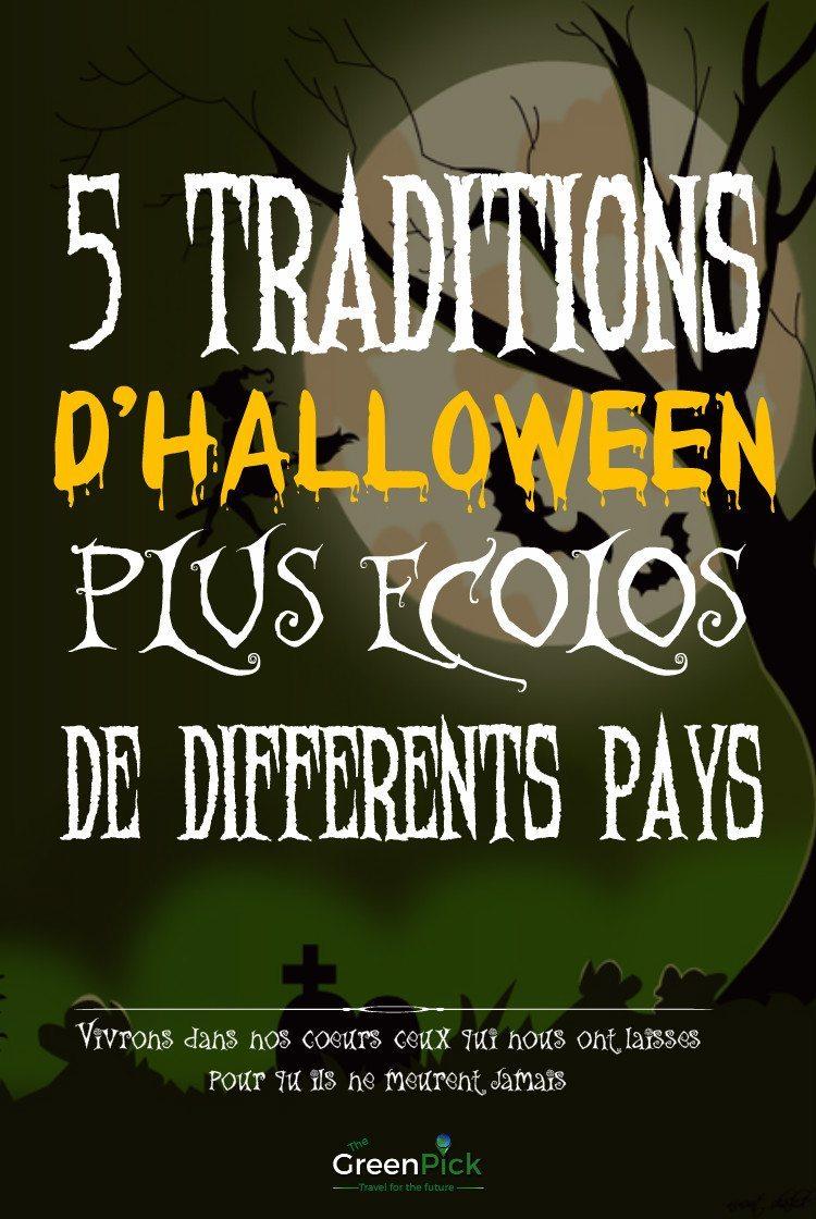 halloween autour du monde traditions et ecologie
