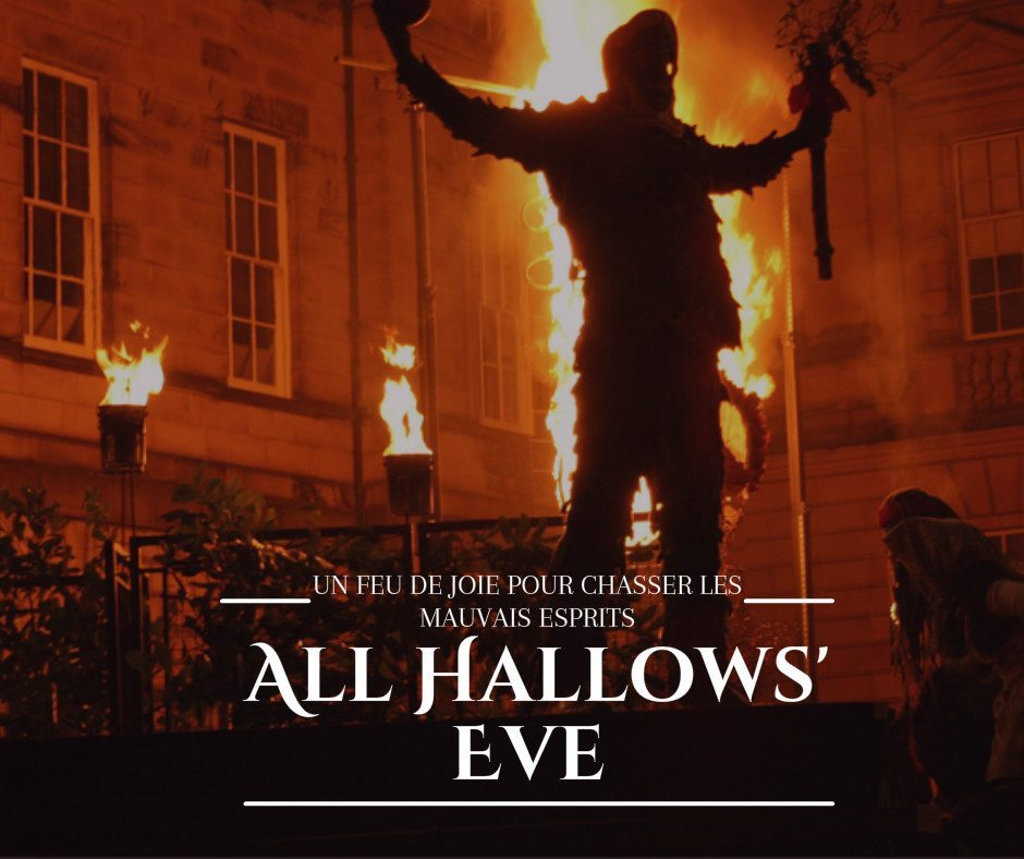 All Hallows' Eve ecosse halloween