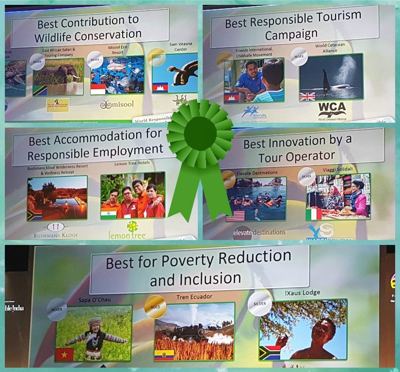 wtm london 2016 responsible tourism day awards