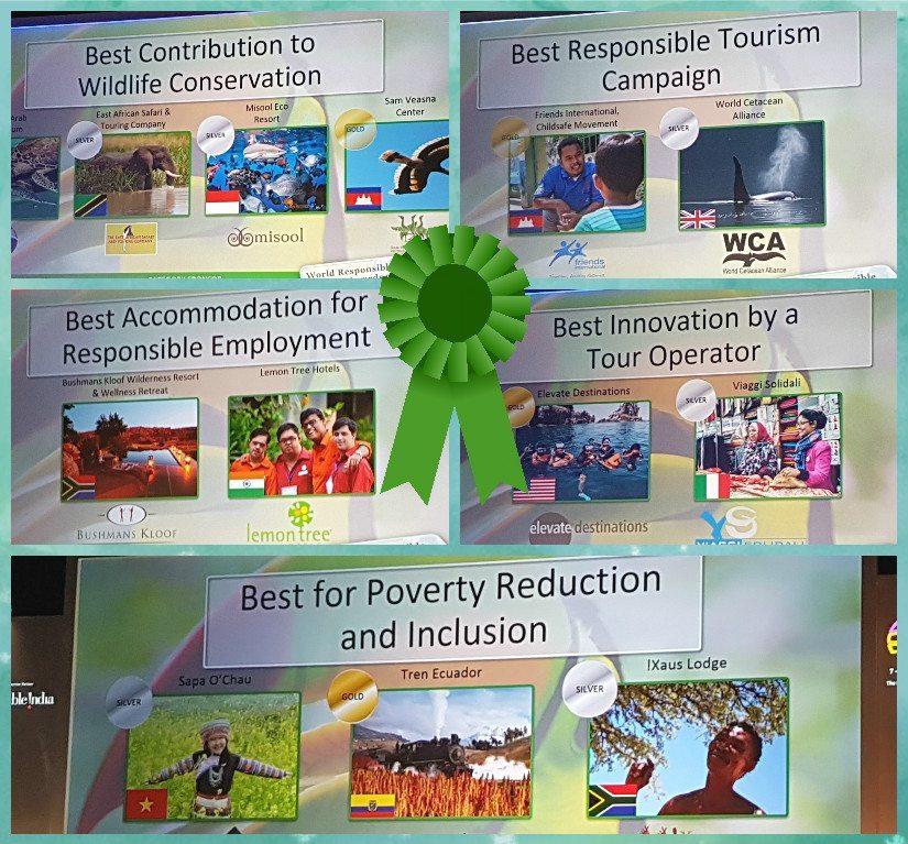 wtm london 2016 responsible tourism day awards