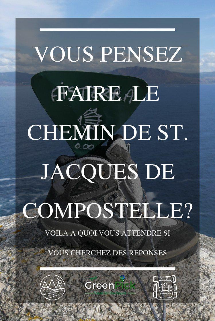 camino de santiago chemin de saint jacques de compostelle espagne fisterra