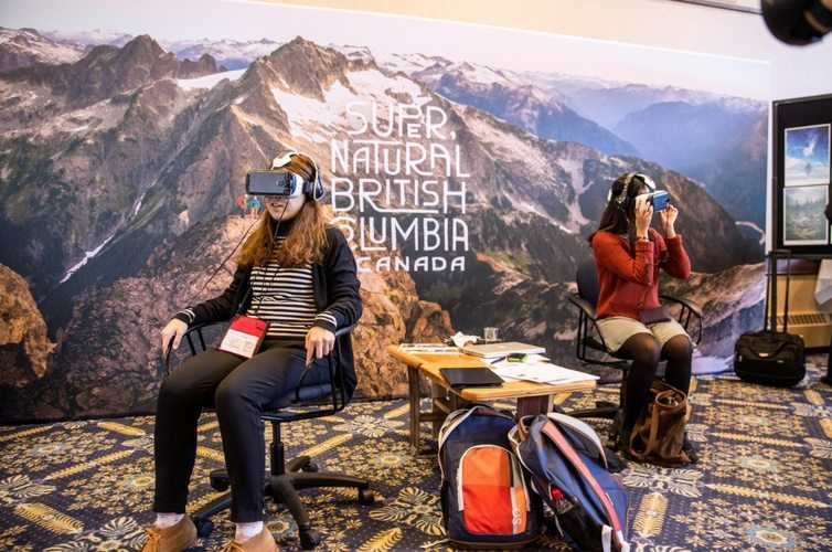 virtual reality VR tourism travel trends 2017