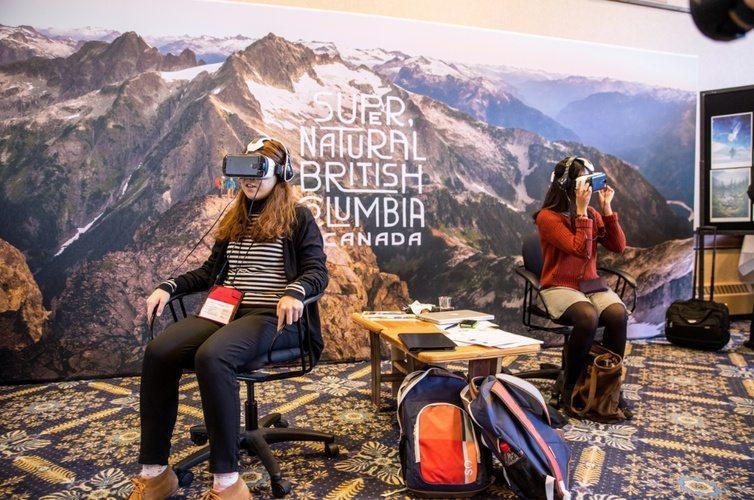 realite virtuelle tendance voyages 2017 tourisme