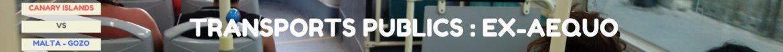 transport public bus malte iles canaries ou aller