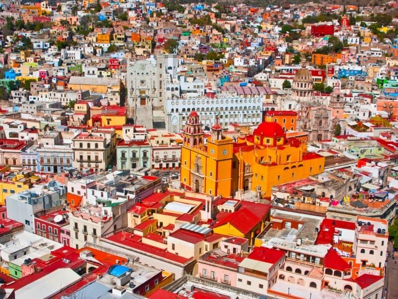mexique mexico city