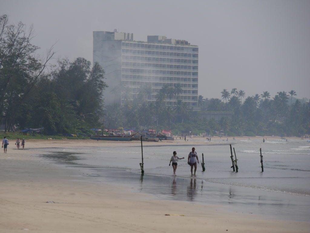 weligama mirissa beach