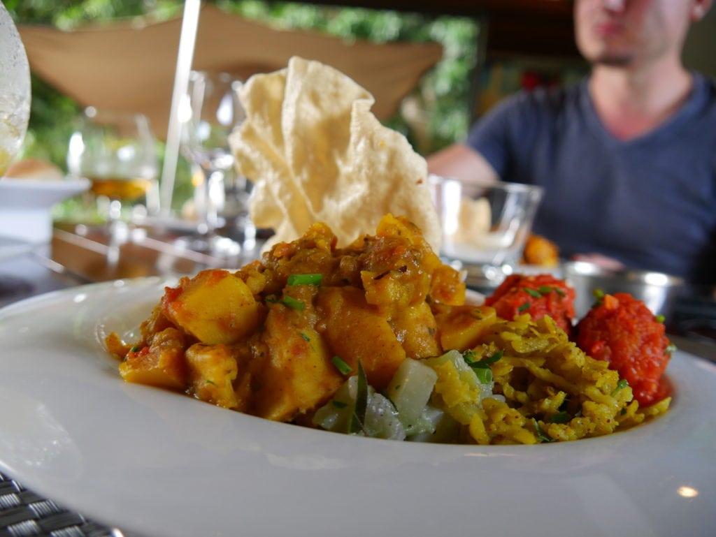 mauritius island food mauritian dish