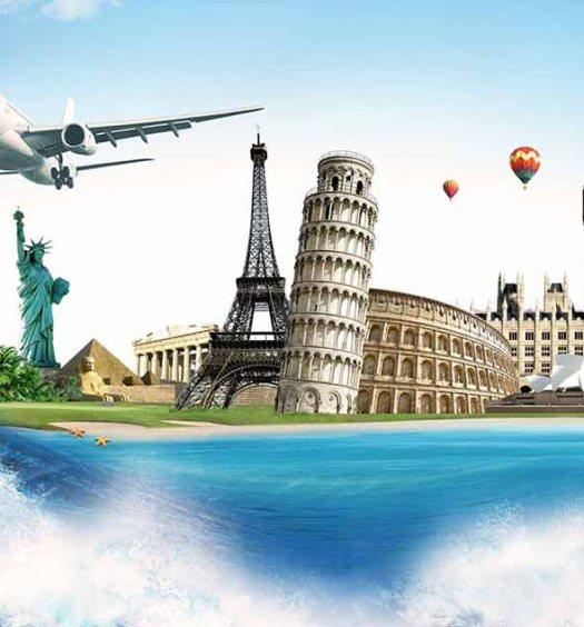 top ten tourist destinations