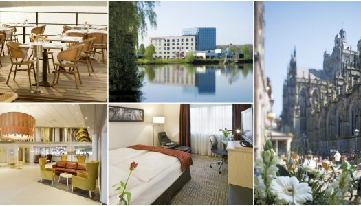 Mövenpick s'Hertogenbosch: a green efficient hotel