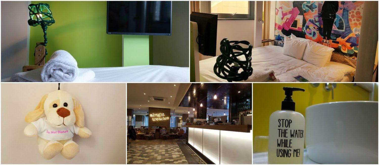 qbic hotel review the greenpick london