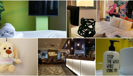 Qbic hotel, a well located green budget hotel in London
