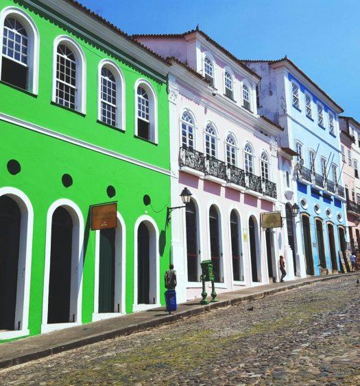 Salvador de Bahia brazil