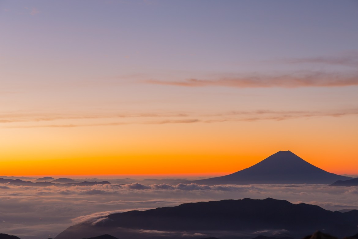 mont fuji japon destinations printemps 2019
