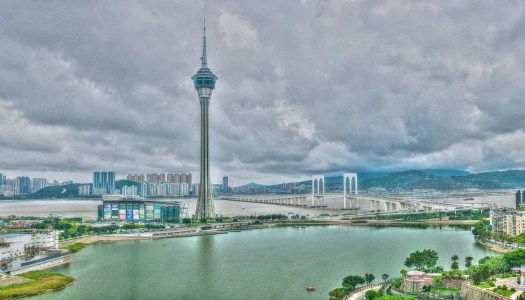 A Sustainable trip to Macau