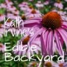 Kath Irvine's Edible Backyard - Organic Growing