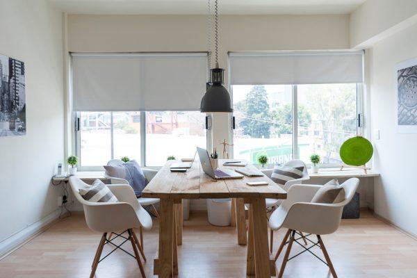 Diseño de interiores sostenible