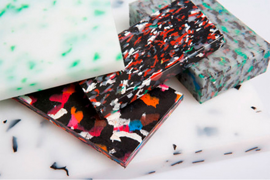 Material reciclado
