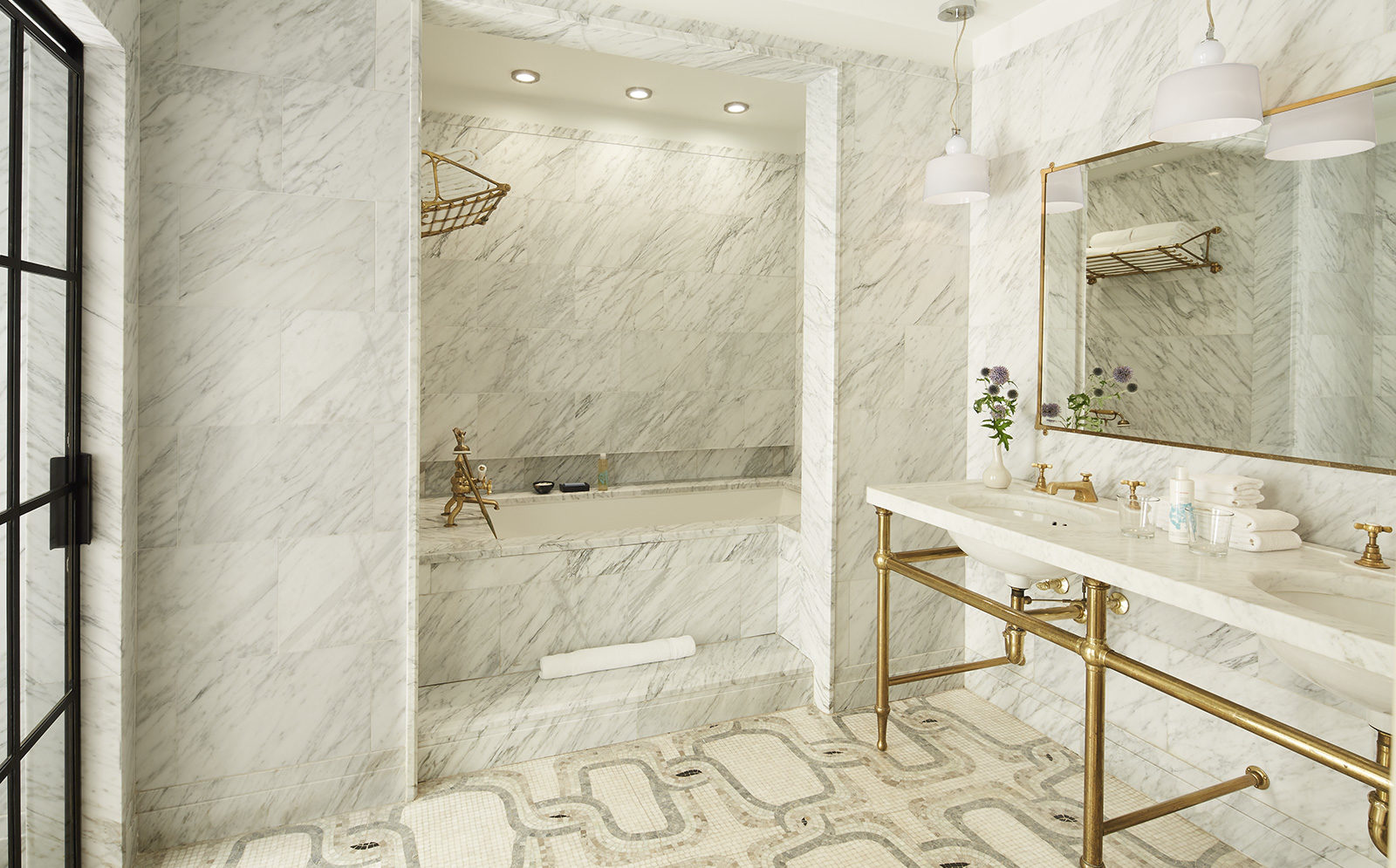 Chic New York Hotel Suite Tribeca Boutique Hotel  2