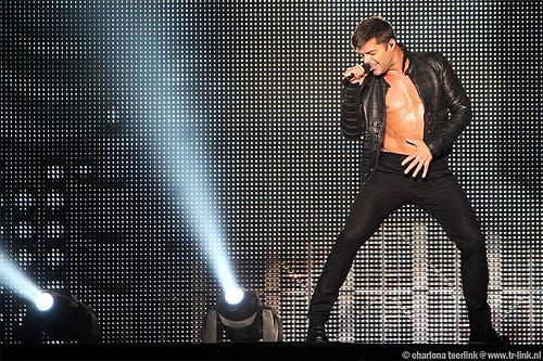 Ricky Martin AT