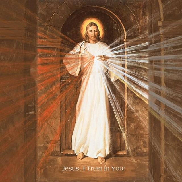 The Divine Mercy Novena Begins Good Friday The Gregorian Institute At Benedictine College