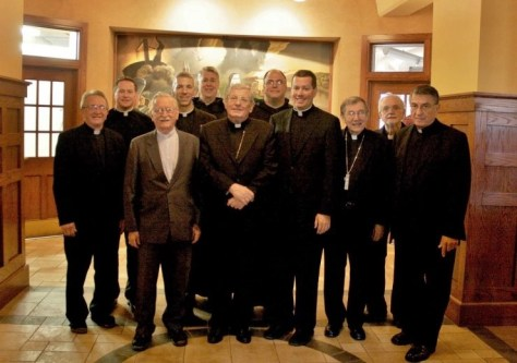 Benedictine College priest alums