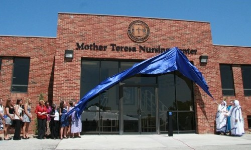 mother teresa banner greg