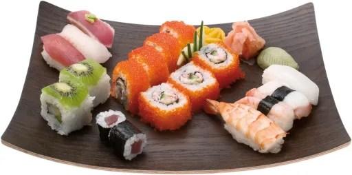 Il migliore e peggiore sushi assaggiato per il mondo