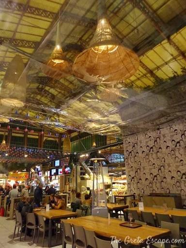 Il Mercato Centrale di Firenze cena e acquisto prodotti tipici