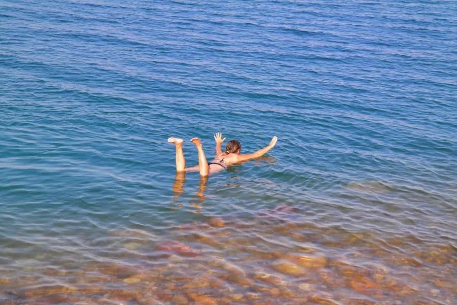 Benessere sul Mar Morto fanghi spa e terme