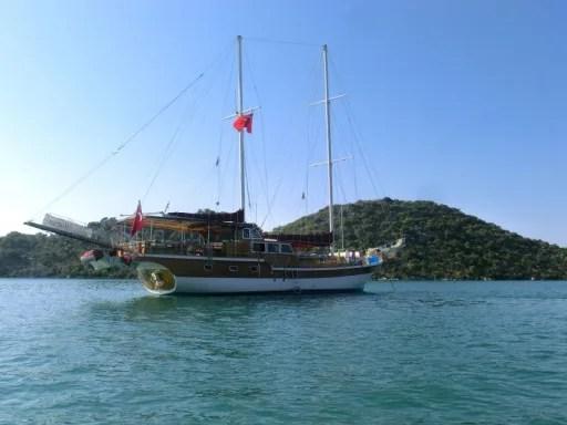 La vita in caicco regole e consigli per una vacanza in barca