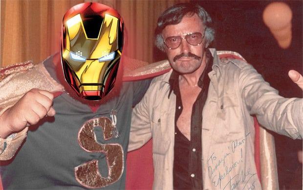 stanlee - Stan Lee, Marvel Comics' Real-Life Superhero, Dies at 95