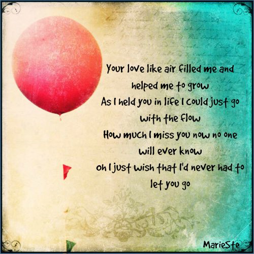 The Balloon Effect The Grief Toolbox