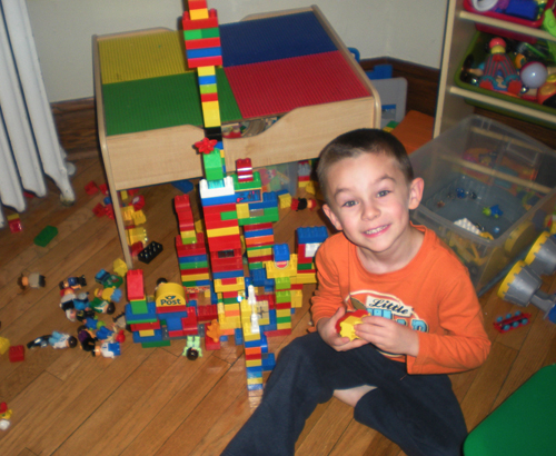 LEGO lovers since the start