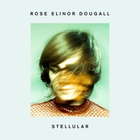 "Artwork for ""Stellular"", the new album from Rose Elinor Dougall."
