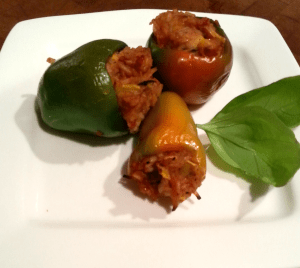 Stuffed Pueblo Poppers