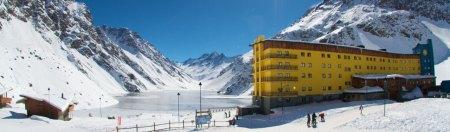 Portillo snow lodge