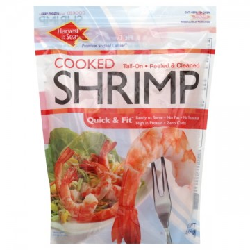 Harvest Of The Sea Shrimp TailOn Cooked Extra Large 26