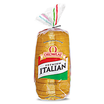 Image result for oroweat italian bread