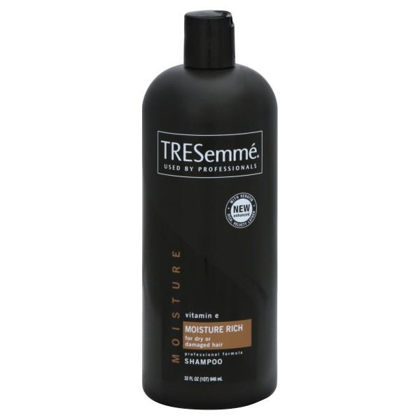 TRESemme Shampoo Vitamin E Moisture Rich for Dry Damaged Hair