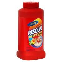 Resolve Carpet Cleaner Deep Clean Powder