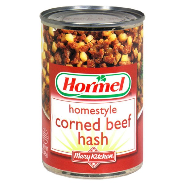hormel corned beef hash nutrition facts