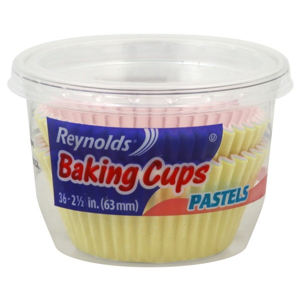 Reynolds Baking Cups Reynolds Cupcake LinersMuffin Cups