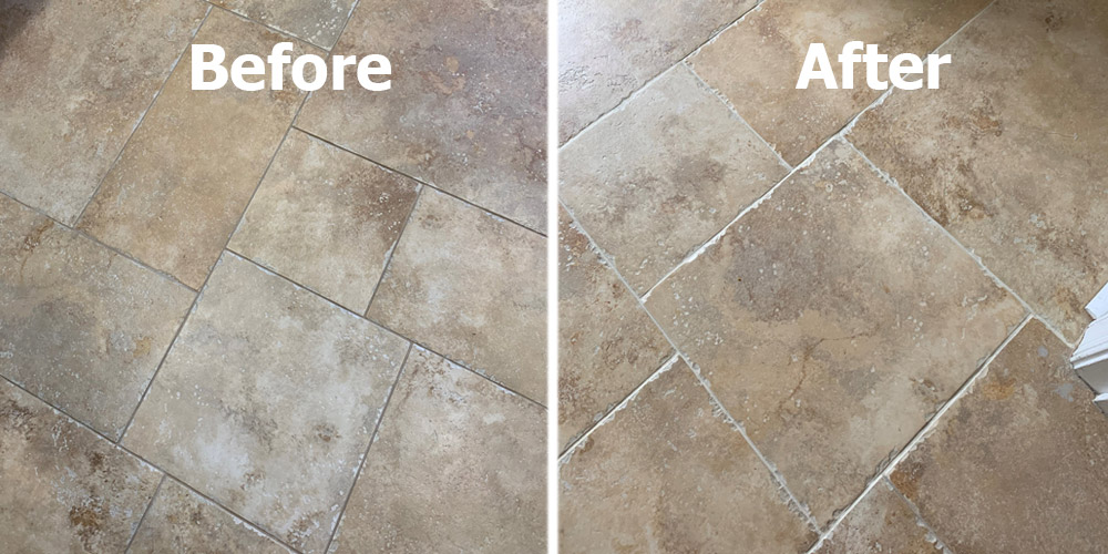 can i put new grout over my old grout